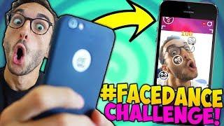 BALLARE...CON LA FACCIA!! - #FACEDANCE CHALLENGE!