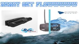 red sea reefer 250   ecotech vortech mp40wqd   maxspect gyre 230 pump advanced controller