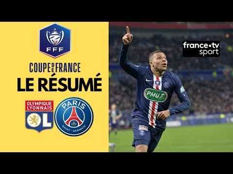 Coupe De France : Le PSG Domine L'OL En Demi-finale - Résumé Complet