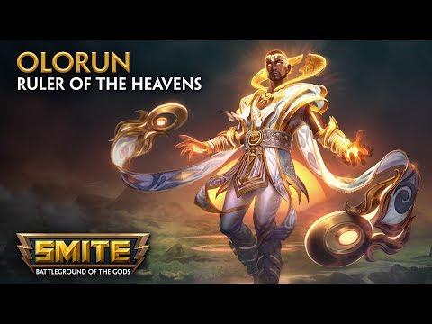 SMITE - God Reveal - Olorun