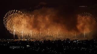 2018 長岡花火 フェニックス Revival prayer fireworks【Phoenix】 2018年8月2日 Nagaoka Fireworks festival