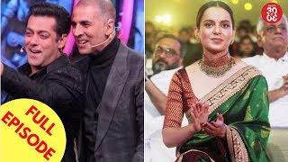 Akshay To Replace Salman As 'Bigg Boss' Host?   Hrithik Avoids Kangana Ranaut & More