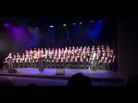 """Welwyn Garden City Rock Choir - """"Just The Way You Are"""" - 18th June 2014"""