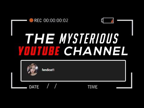FendiCat1 | A Deleted YouTube Account Is Still... Online? | Internet Mysteries