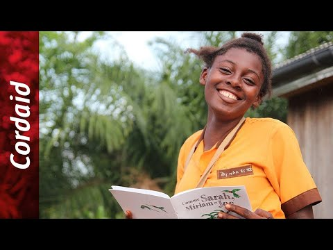 Jeune S3 - Portrait of Beyonce (Cameroon) - Sexual and Reproductive Health & Rights