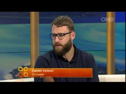 Daniel Vettori on TVNZ Good Morning