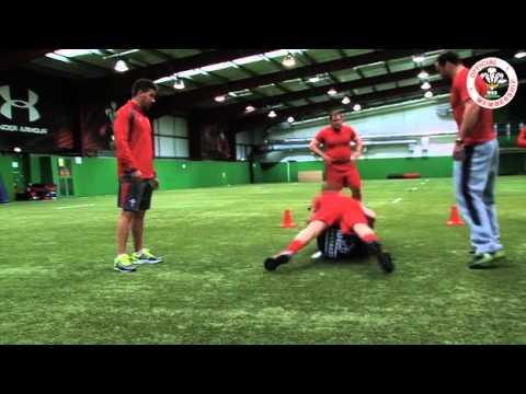 Train like a Welsh Rugby Player | WRU TV