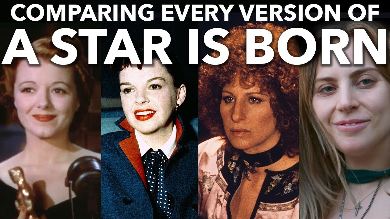 Download Comparing Every Version of A Star Is Born