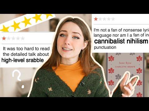 Hilarious Book Reviews