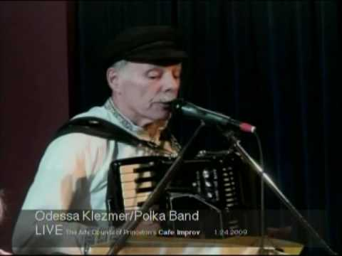 Odessa Klezmer Band at Cafe Improv