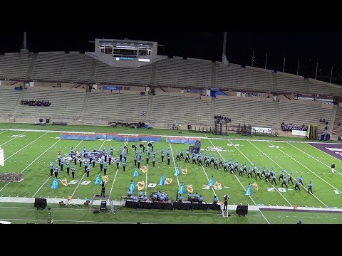 CHAPIN HIGH SCHOOL TOB NM MARCHING BAND PERFORMANCE COLOR GUARD