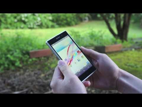 Đánh giá chi tiết điện thoại Sony Xperia Z1