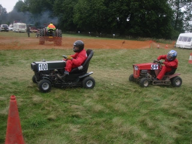 Lawn Mower Racing Rockingham NWLMRA