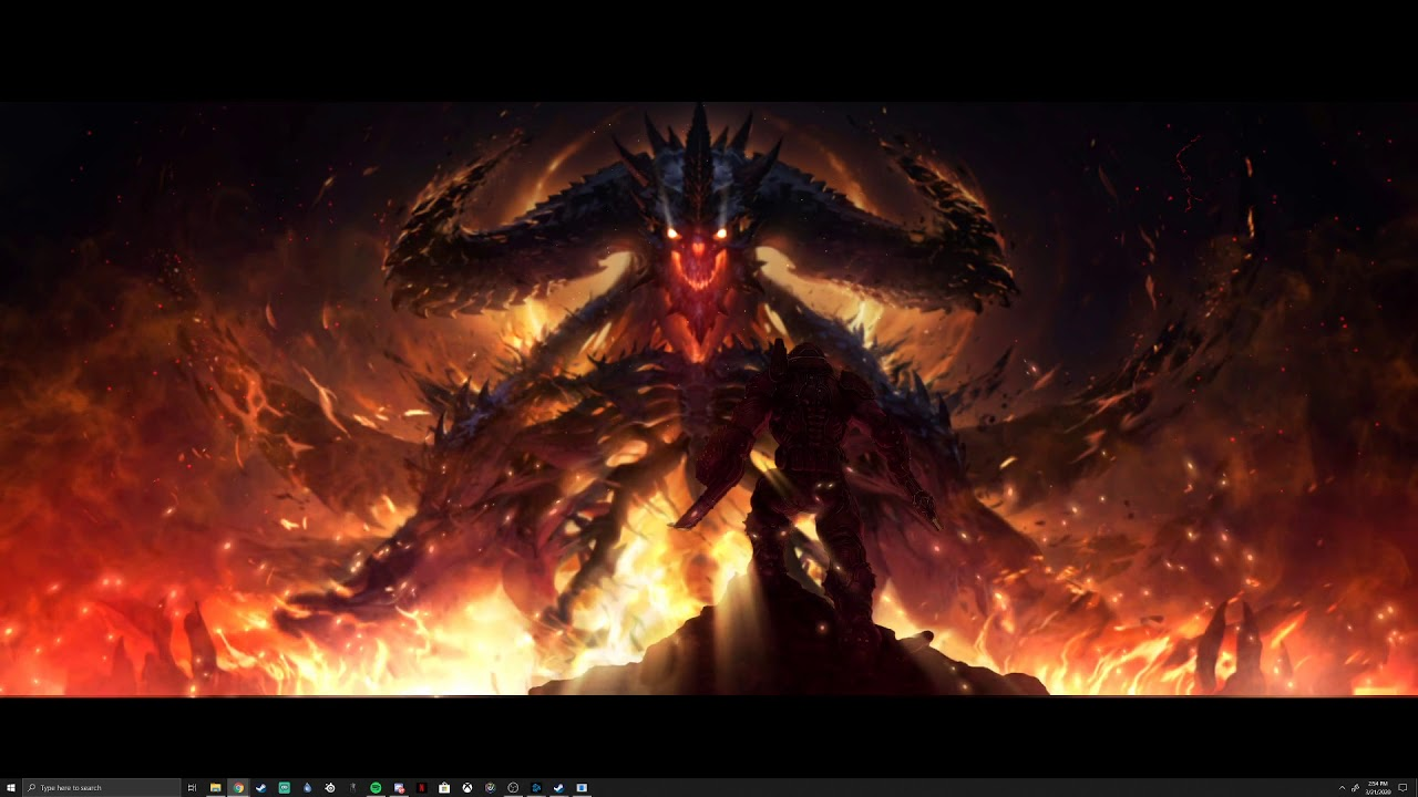 Doom Eternal Wallpaper Engine Youtube