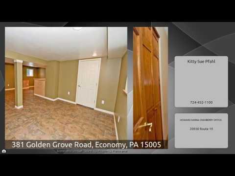 381 Golden Grove Road, Economy, PA 15005