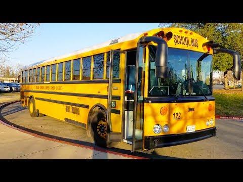 Работа в США Водителем Школьного Автобуса / Мобильные Дома в Америке / Из Польши в США