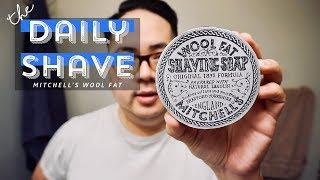 Mitchell's Wool Fat | The Daily Shave