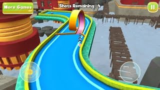 MINI GOLF 3D CITY STARS ARCADE android gameplay
