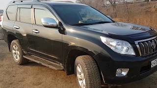 Toyota Land Cruiser Prado 150, Диллерский, Один Хозяин, 6,5 Лет