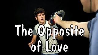Messy Mondays: The Opposite of Love