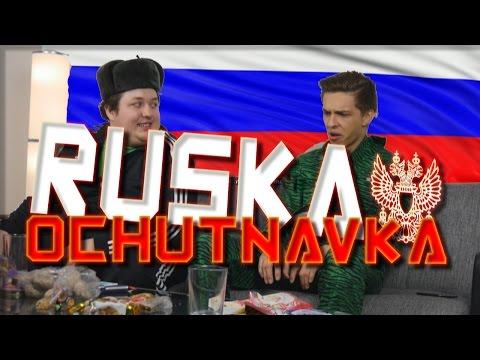 Ruská ochutnávka!