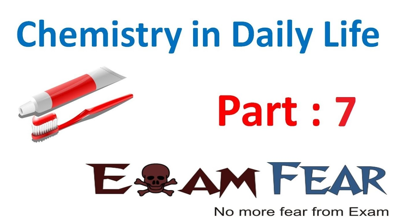 L7 : Antihistamines - Chemistry in Everyday life, Chemistry