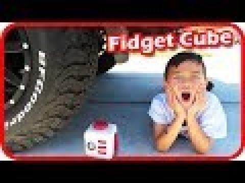 Careless DAD Crushes Fidget Cube Under Car, Accidents Will Happen   TigerBox HD