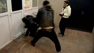 Уличная драка aka Бойцовский клуб 2011