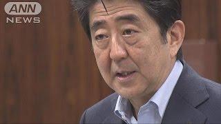 賠償金負担で東電を国有化の考えはない 安倍総理(15/06/16)