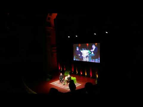 Steve Wozniak (The Woz) in conversation with Prof. Andrew Moore (CMU)