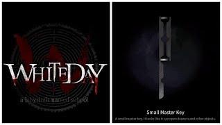 "WHITE DAY ""Small Master Key"""