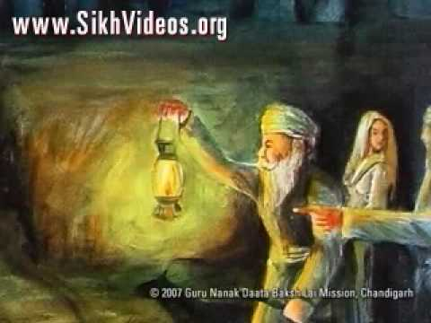 Clip 4: Baba Nand Singh Ji's story at Age of 5 years