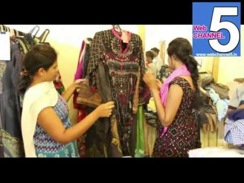 INTERNATIONAL BRANDED REDYMADE Garments Sales Expo at Palm Beach Hotel.