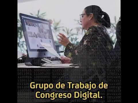 Instalan Congreso Digital