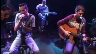 Andy & Lucas - Y en tu ventana ( En vivo - Acustico)