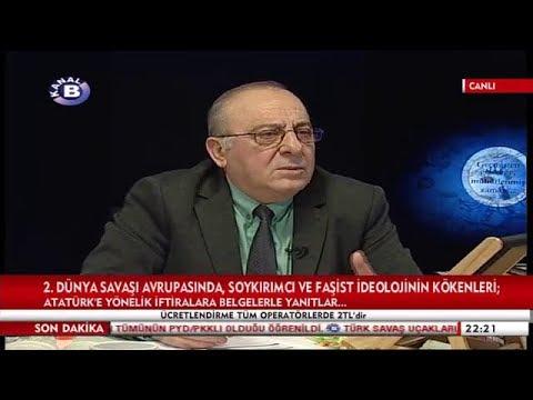 Tarihin Bilinmeyen Yüzü 20012018 Cengiz özakıncı Atatürke