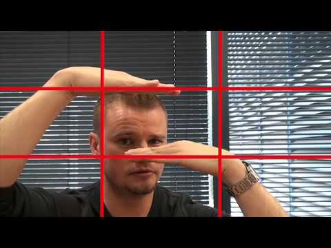 Video Camera Techniques - Framing & Rule of Thirds - YouTube