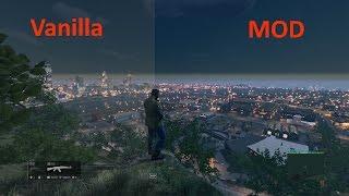 Mafia 3 Vanilla vs Sweetfx ENB Mod (Graphics Comparison)