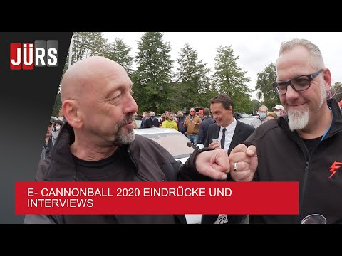 E- Cannonball 2020