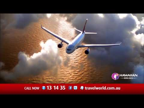 Travelworld Update - Hawaiian Airlines - 14 May 2013