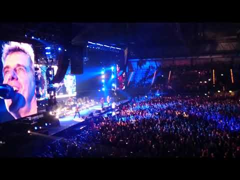 "Die Toten Hosen - ""Tage wie Diese"" Leipzig Arena 25.11.2017"