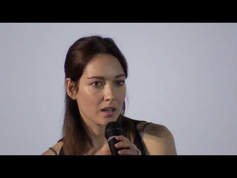 Cristiana Capotondi commenta il film Nome Di Donna