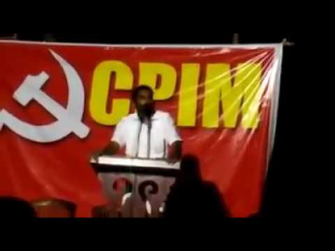 ശശികലയെ പൊരിക്കുന്ന Sudheesh Minni CPIM Speech. Reply to Sasikala Teacher