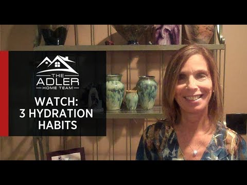 Northern New Jersey Real Estate: 3 Healthy Hydration Habits