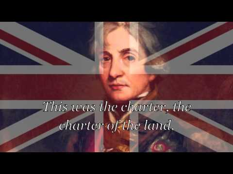 British Patriotic Song: Rule Britannia!
