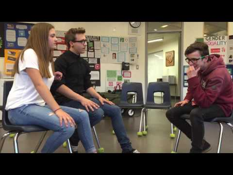 YAP Class Improv with Nick Purcha - Young Actors Project