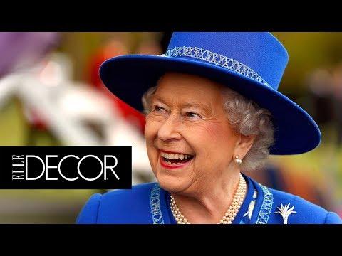 Queen Elizabeth Through the Years | ELLE Décor