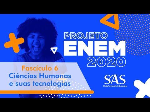 Fascículo 6 | Ciências Humanas e suas Tecnologias