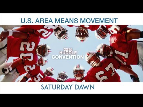 2015 (U.S) Mens Convention Saturday Dawn Service