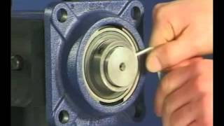 SKF Y-Bearings - Mounting and dismounting